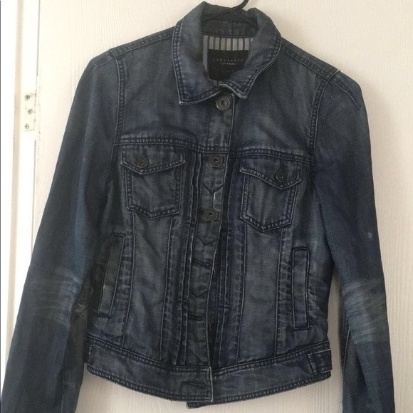 Sanctuary Jackets & Blazers - Sanctuary L.A Jean Jacket Vintage Edition (S)